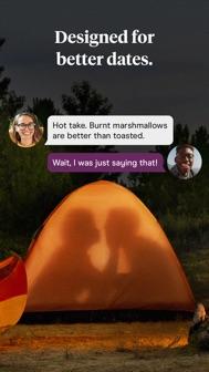 Hinge: Dating & Relationships iphone screenshot 2