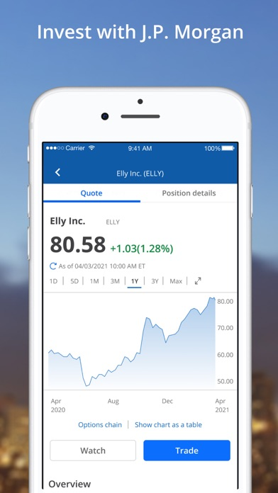 Chase Mobile®: Bank & Invest iphone screenshot 2