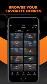 Crunchyroll iphone screenshot 4