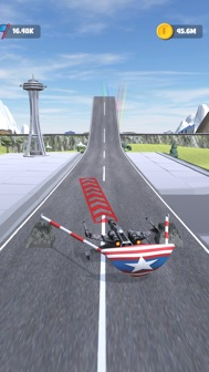 Sling Plane 3D iphone screenshot 3