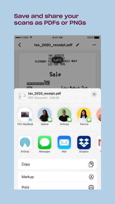 How to cancel & delete Dropbox Scan - PDF Scanner App 1