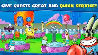 SpongeBob: Krusty Cook-Off iphone screenshot 3