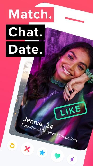 Tinder - Dating & New Friends iphone screenshot 1