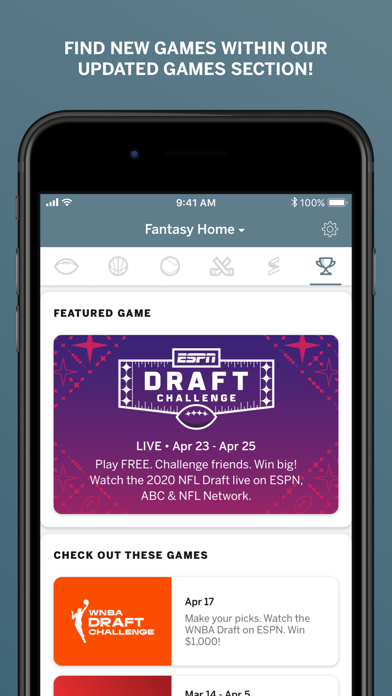 How to cancel & delete ESPN Fantasy Sports & More 0