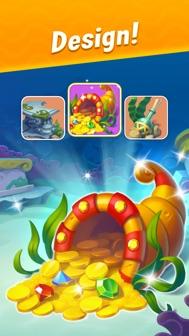 Fishdom iphone screenshot 3