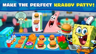 SpongeBob: Krusty Cook-Off iphone screenshot 2