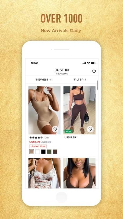 Blush Mark: Women's Clothing iphone screenshot 3