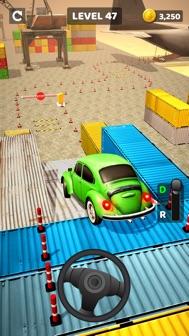 Real Drive 3D iphone screenshot 3