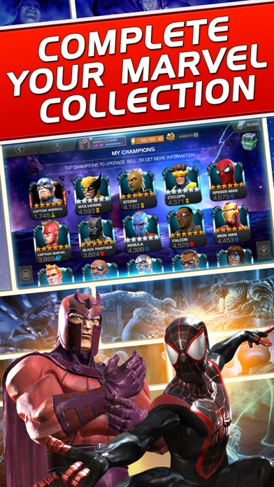 Marvel Contest of Champions iphone screenshot 3