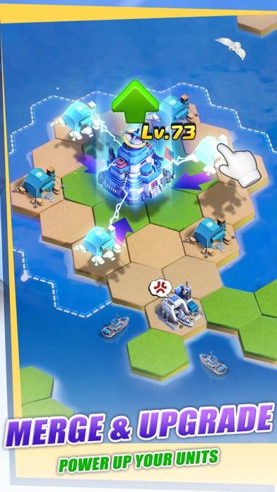 Top War: Battle Game iphone screenshot 2