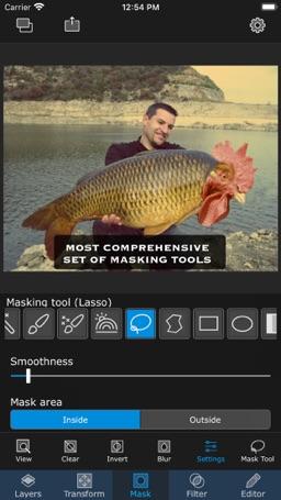 How to cancel & delete Superimpose 1