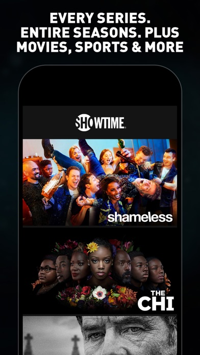SHOWTIME: TV, Movies and More iphone screenshot 2