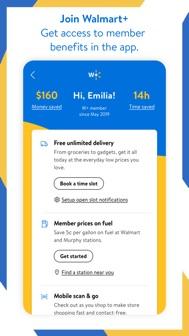Walmart - Shopping & Grocery iphone screenshot 1