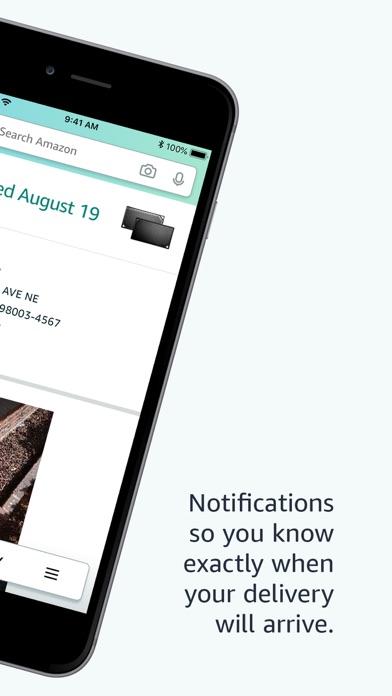 Amazon Shopping iphone screenshot 4