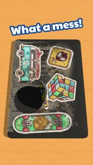 Deep Clean Inc. 3D iphone screenshot 4