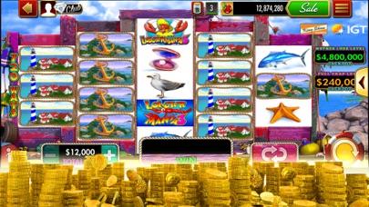 DoubleDown™- Casino Slots Game iphone screenshot 1