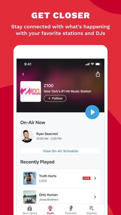 How to cancel & delete IHeart: Radio, Music, Podcasts 2