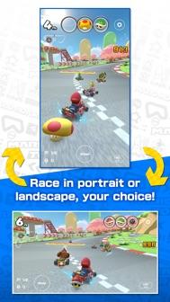 Mario Kart Tour iphone screenshot 2