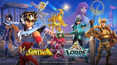 Lords Mobile: Kingdom Wars iphone screenshot 1