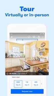Zillow Real Estate & Rentals iphone screenshot 2