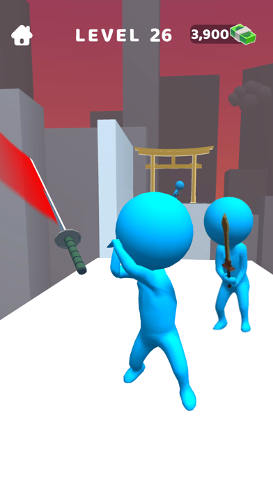 How to cancel & delete Sword Play! Ninja Slice Runner 0