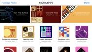 GarageBand iphone screenshot 1