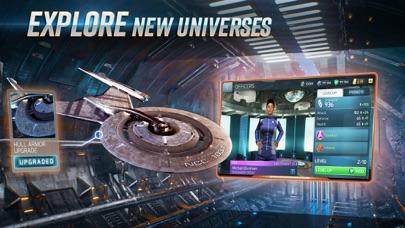 Star Trek Fleet Command iphone screenshot 1