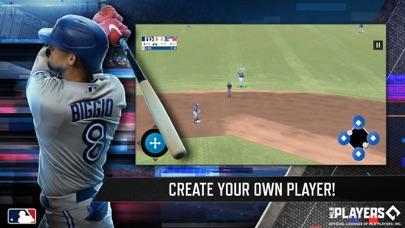 R.B.I. Baseball 21 iphone screenshot 2