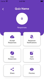FormsApp : Manage your forms iphone screenshot 3