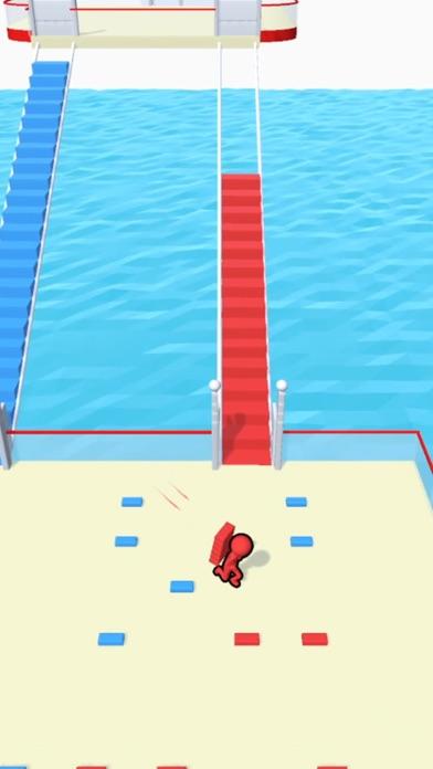 Bridge Race iphone screenshot 3