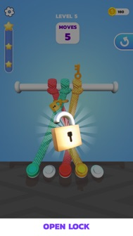 Tangle Master 3D iphone screenshot 4