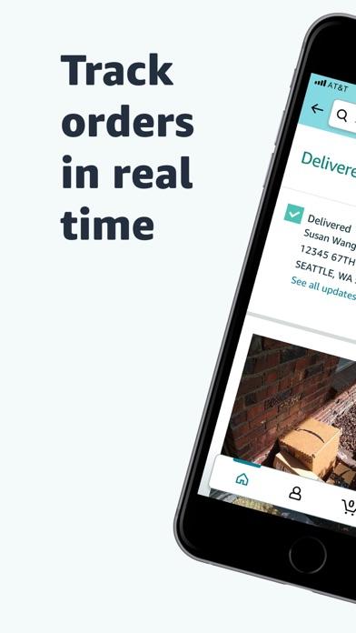 Amazon Shopping iphone screenshot 3