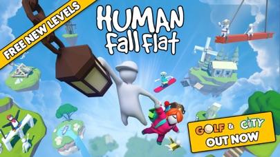 Human: Fall Flat iphone screenshot 1