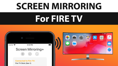 How to cancel & delete Screen Mirroring+ for Fire TV 0