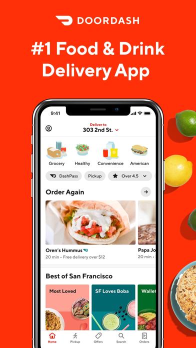 How to cancel & delete DoorDash - Food Delivery 1