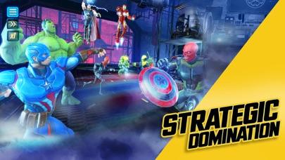 MARVEL Strike Force: Squad RPG iphone screenshot 3