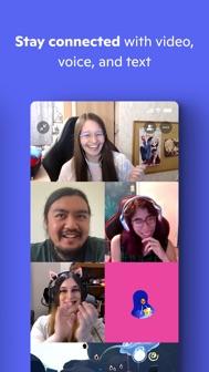 Discord - Talk, Chat & Hangout iphone screenshot 2