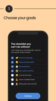 GetHabit: Motivation & Planner iphone screenshot 2