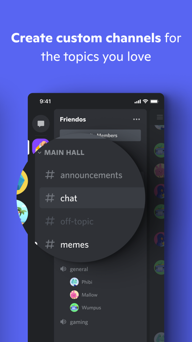 How to cancel & delete Discord - Talk, Chat & Hangout 3