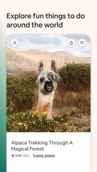 Airbnb iphone screenshot 4