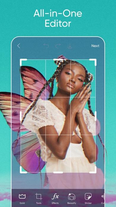 Picsart Photo & Video Editor iphone screenshot 1