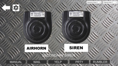 EmergeNYC Sirens & Horns Pro iphone screenshot 3