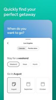 Airbnb iphone screenshot 2