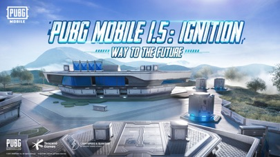 PUBG MOBILE 1.5: IGNITION iphone screenshot 1