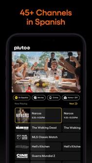 Pluto TV - Live TV and Movies iphone screenshot 4