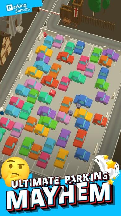 Parking Jam 3D iphone screenshot 3