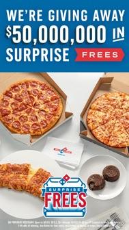 Domino's Pizza USA iphone screenshot 1
