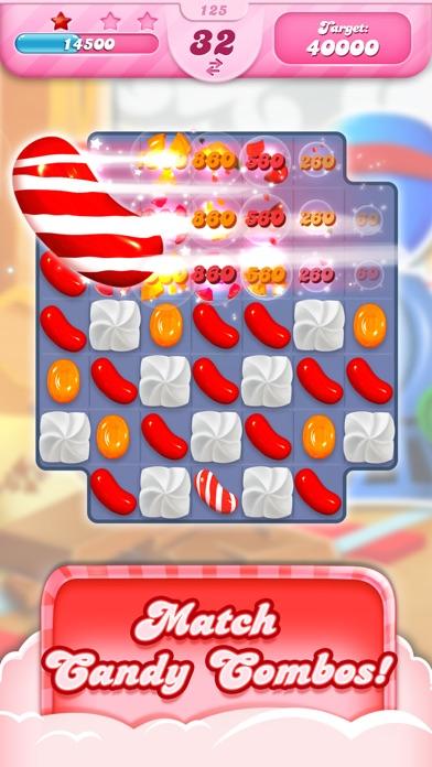 Candy Crush Saga iphone screenshot 2
