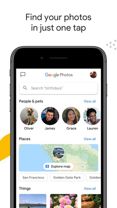 How to cancel & delete Google Photos 0