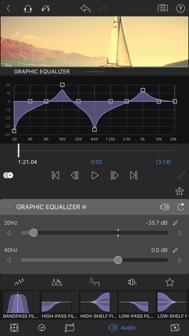 LumaFusion iphone screenshot 3